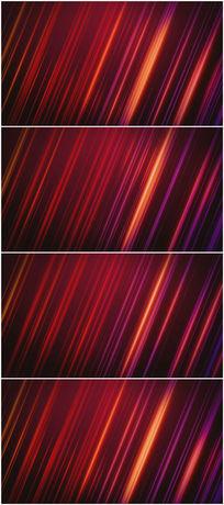 简约大气的光线质感红色背景视频素材