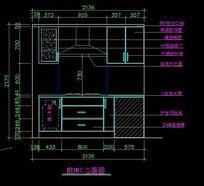 中式厨房设计图纸