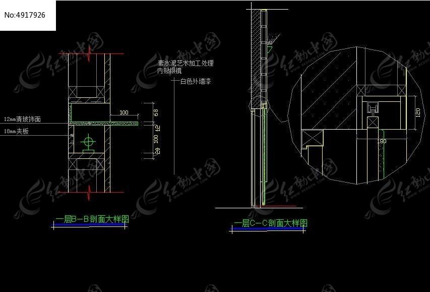 建筑套图主题访问素材下载,您当前装修别墅别墅是作品一层原创剖面图的著名配套精品图片