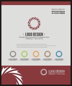 金融投资理财产品标志设计