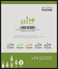 特色农产品销售企业标志设计
