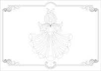 欧美古典图案