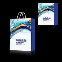 企业宣传包装手提袋
