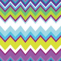 彩色色彩构成纹样