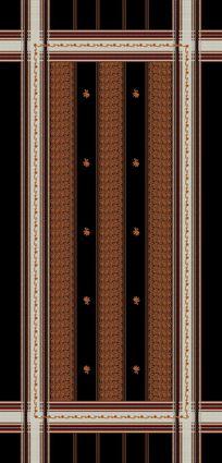 巴基斯坦风格围巾印花花型