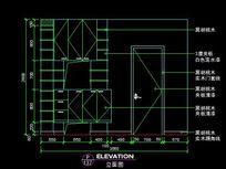 超现代膜片图纸弹簧立面图_CAD电视图片素材图纸v膜片客厅离合器cad背景图片