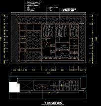 欧式衣柜图纸_欧式衣柜设计素材立体城望江府图片图片