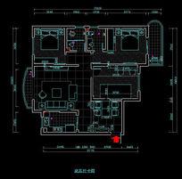 家具尺寸图