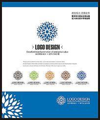金融证券保险行业企业标志设计