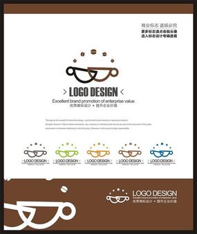 现代餐饮美食标志设计