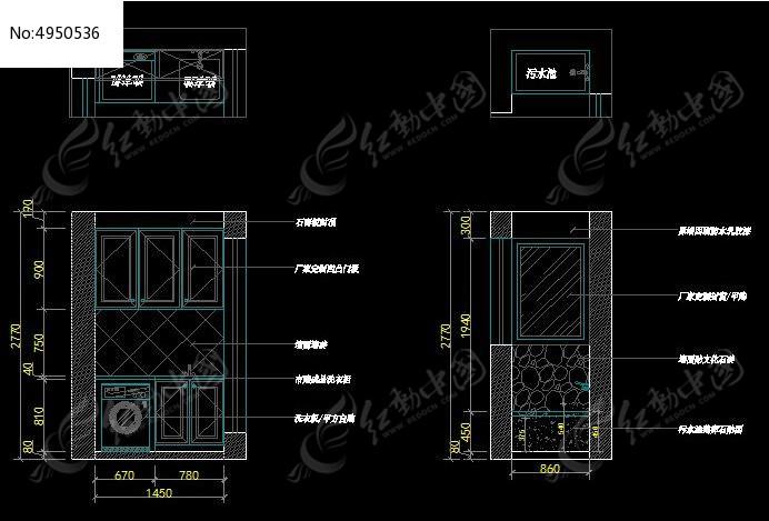 四室风格阳台机柜v风格田园立面图图片素材回转窑图纸图片