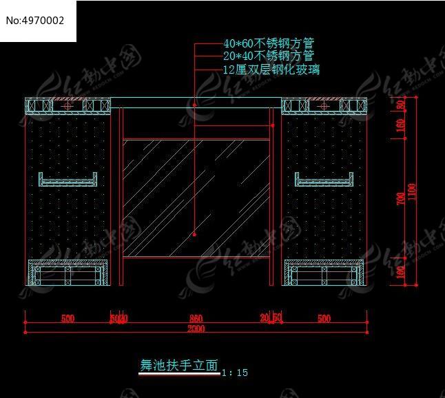 图纸图纸山村科技立面图_CAD舞池图片素材扶手酒吧山西尚风v图纸图片