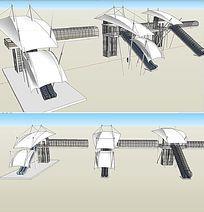 创意桥图纸_创意桥设计素材机械图片的绘制要求图片
