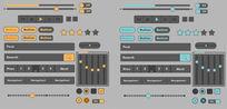 APP图标设计UI界面设计 AI
