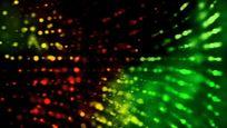 多彩粒子光效视频素材