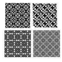 四方连续花纹图案设计