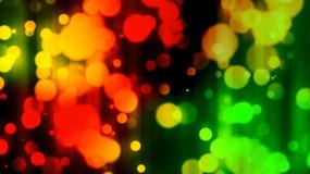 五彩粒子视频素材