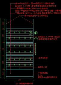 cad展示柜图片_cad展示柜设计素材android图绘制统计图片