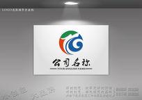 中国龙标志设计源文件logo设计