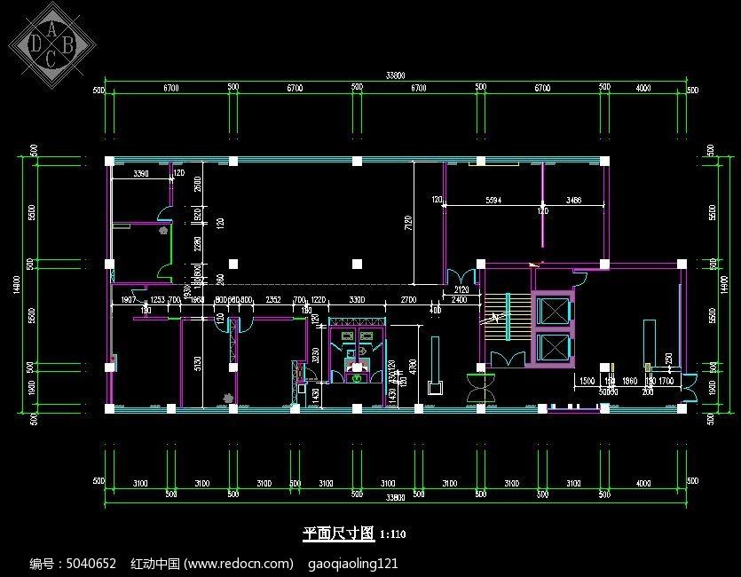 v尺寸尺寸图纸设计图_CAD图纸图片素材的模具瓶盖平面图片