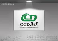 CD字母组合标志