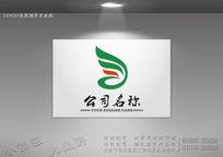 创意凤凰logo设计 CDR