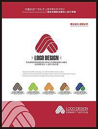 服饰品标纺织品标志设计 CDR