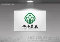 荷包logo设计
