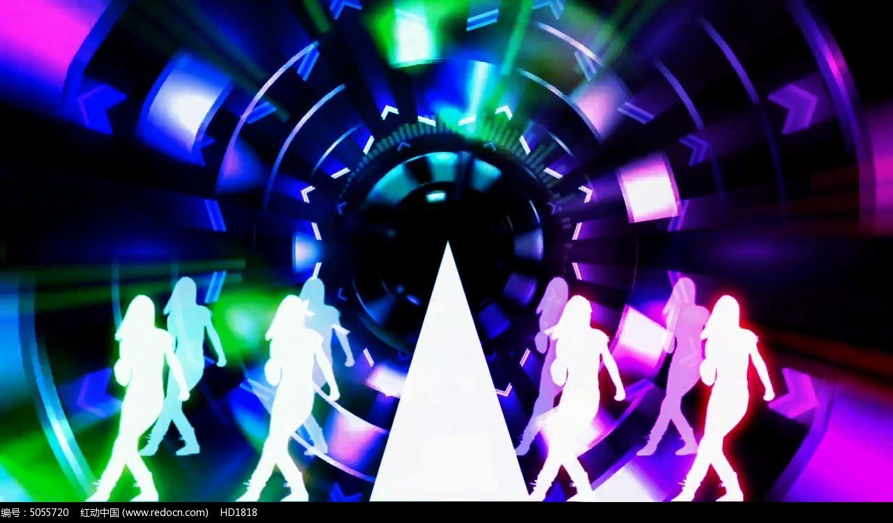 晚会演出动感视频背景素材下载 编号5055720 红动网