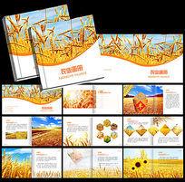 时尚农业画册