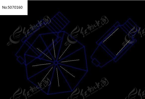 沙滩阳光海滩休闲椅组合CAD平面设计图_CAapp设计案例图片