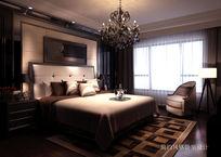 简约风格的卧室设计卧室装修效果图