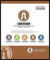 金融业小额贷款企业标志设计