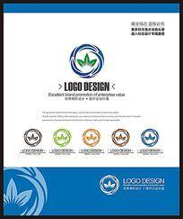教育业培训艺术学校创意标志设计