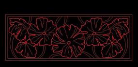木雕工艺装饰品CAD图块