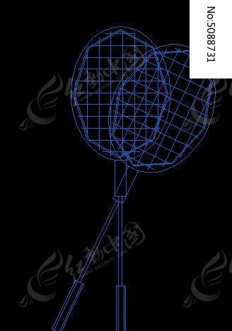 羽毛球拍CAD设计图块_CAD图纸图片素材cad怎么到边xy移轴里面图片