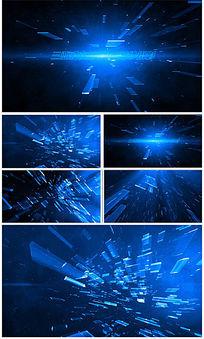 会声会影X6模板LOGO演绎震撼片头