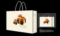 精品巧克力甜品包装手提袋