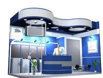 资料模型装饰3D展厅模型素材_3D展柜/3D套索用工具素材随意空缺绘制图片