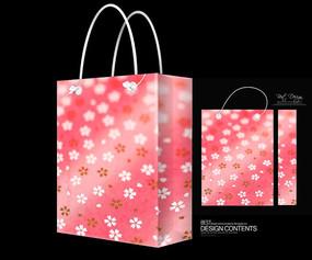 包装花纹手提袋