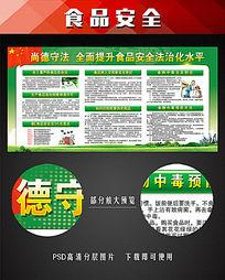 2015年新食品安全法展板宣传栏