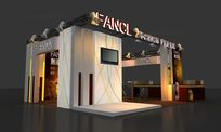 FANCL展台设计
