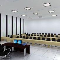 现代简约风格会议室规划素材