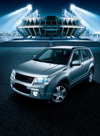 汽车广告素材PSD
