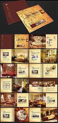 高档欧式家具画册