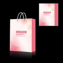 女性化妆美妆产品包装手提袋