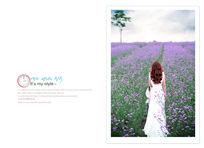 艺术婚纱摄影相册设计