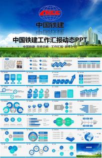 中国铁建中铁集团扁平化工作计划PPT