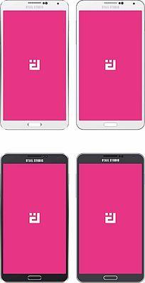 Samsung Galaxy Note 3 UI素材