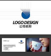 电子电器科技LOGO标志设计